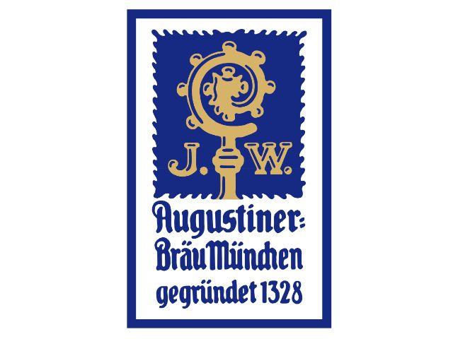 Augustiner Brauerei Logo, Foto: Augustiner Brauerei