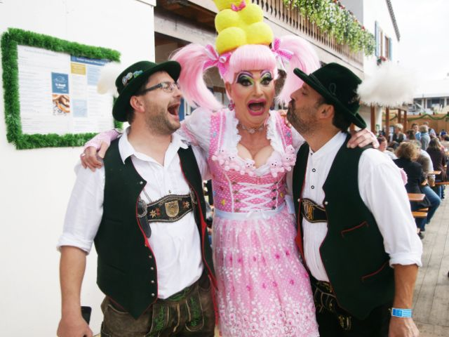 "Impressionen vom ""Gay Sunday"" 2017, Foto: muenchen.de/Dan Vauelle"
