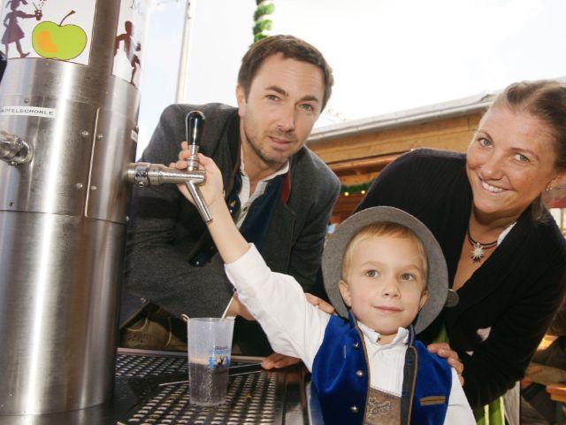 Impressionen vom des Münchner Kindls auf der Oidn Wiesn, Foto: muenchen.de/Dan Vauelle