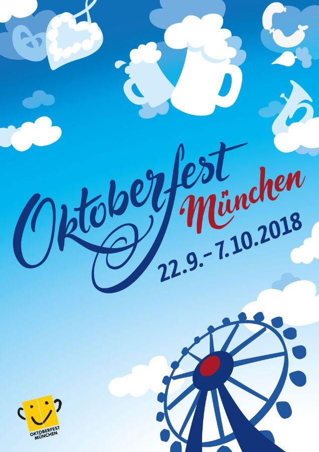 Oktoberfestplakat: 1. Platz Dirk Lippmann