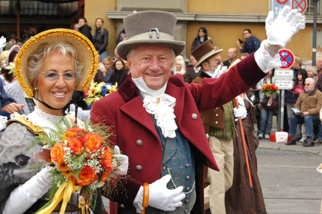 The History of the Oktoberfest