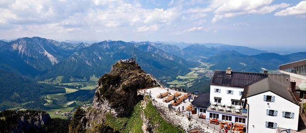 Der Wendelstein - toller Aussichtsberg, Foto: www.chiemsee-alpenland.de/Makrohaus
