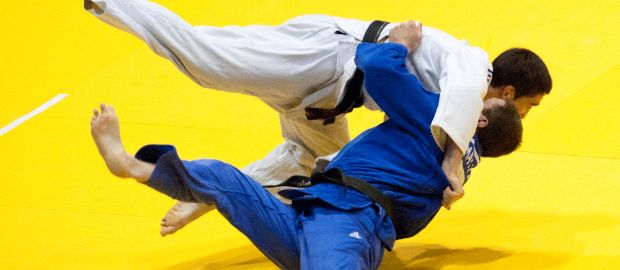 Wettkampf im Judo, Foto: PhotoStock10 / Shutterstock.com