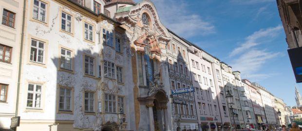 Asamkirche in der Sendlinger Straße, Foto: Katy Spichal