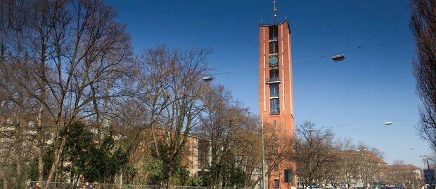 St. Matthäus Kirche, Foto: Katy Spichal