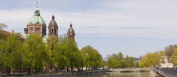 Sankt Lukas Kirche, Foto: Katy Spichal