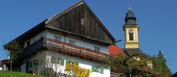 Heimathaus Schäftlarn, Foto: Landratsamt München