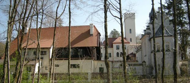 Schloss Allach, Foto: Martin Göhring