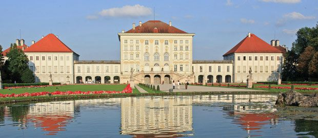 Schloss Nymphenburg, Foto: Shutterstock