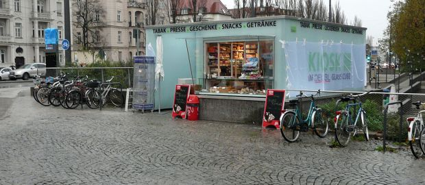 m nchner freiheit 23 stunden kiosk er ffnet das offizielle stadtportal. Black Bedroom Furniture Sets. Home Design Ideas