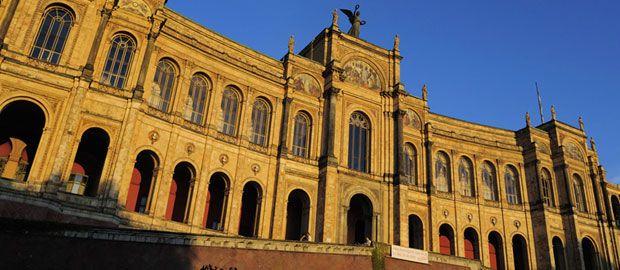 Maximilianeum München, Foto: Shutterstock
