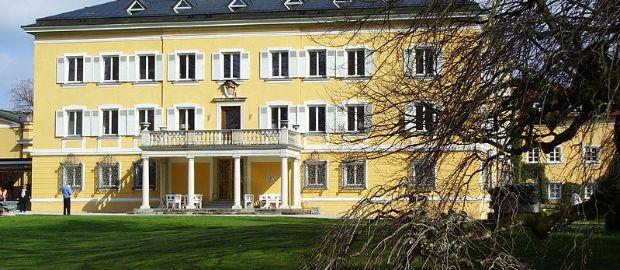 Schloss Tutzing, Foto: Gerbil