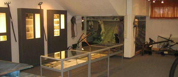 Das Pfefferminzmuseum in Eichenau dokumentiert die Geschichte des Pfefferminzkrautes., Foto: Pfefferminzmuseum Eichenau