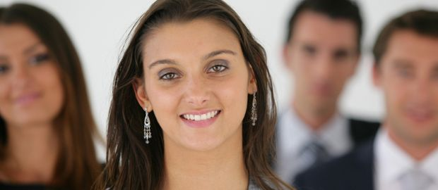 Geschäftsfrau, Foto: auremar/shutterstock.com