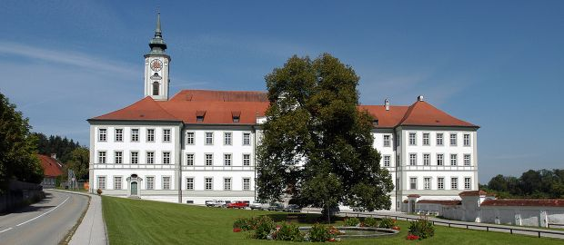 Kloster Schäftlarn, Foto: Landratsamt München
