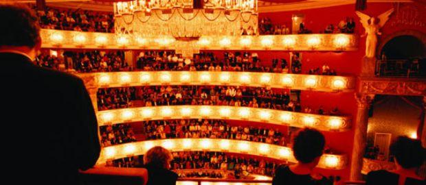 Bayerische Staatsoper, Foto: Bayerische Staatsoper