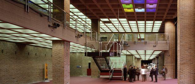Foyer Carl-Orff-Saal