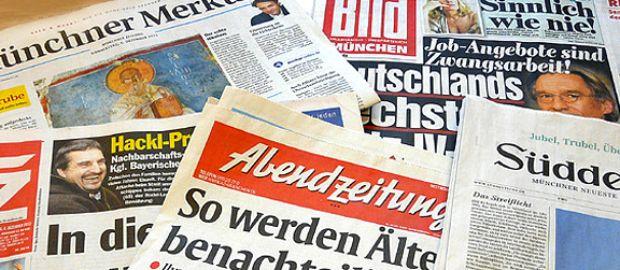 Zeitungen München