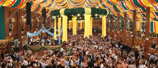 Oktoberfest Reserving seats in a beer tent & Oktoberfest: Reserving seats in a beer tent - The official website ...