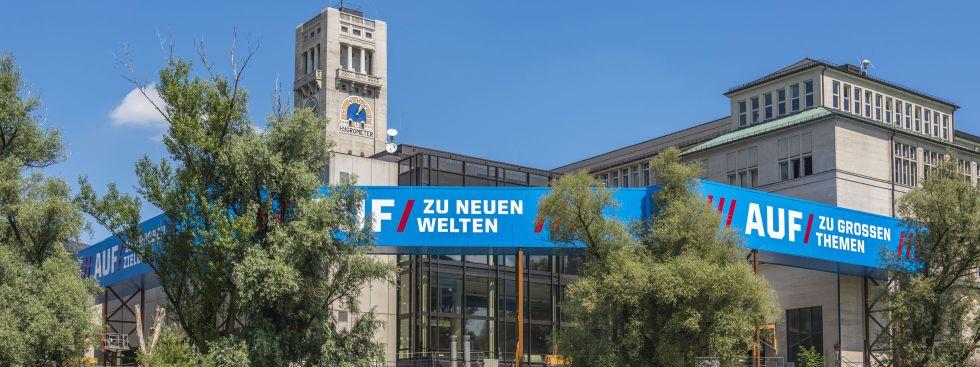 Lichtgang im Deutschen Museum, Foto: Deutsches Museum