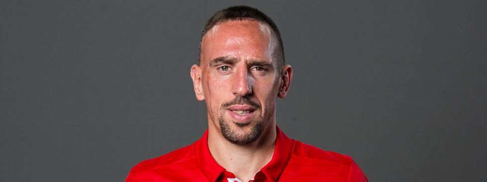 Franck Ribéry , Foto: Marc Mueller/getty images