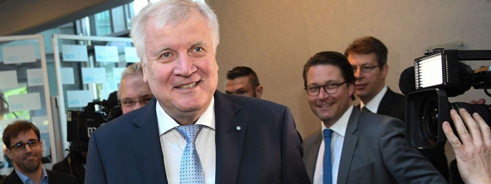 Der bayerische Ministerpräsident Horst Seehofer, Foto: dpa