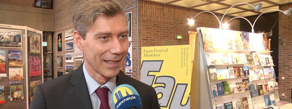 Pressekonferenz zum Faust-Festival 2018, Foto: muenchen.de/Immanuel Rahman