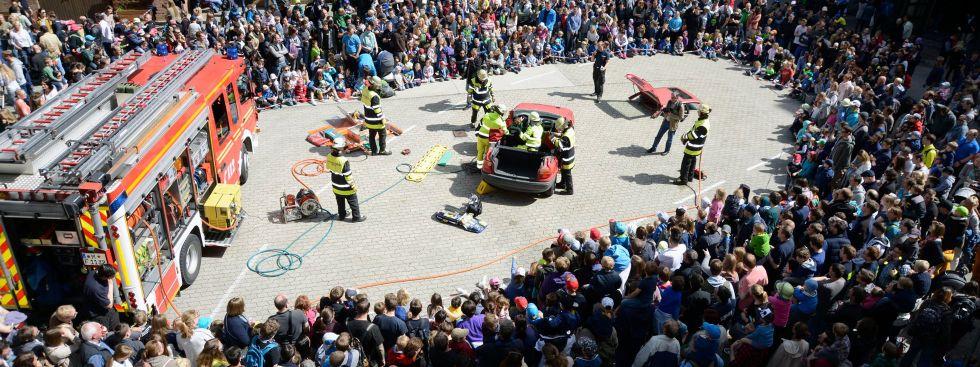 Wann ist tag der offenen tür  Tag der offenen Tür bei der Münchner Feuerwehr - Das offizielle ...