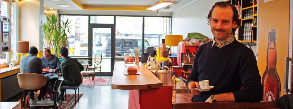 """Das Café """"404 Page Not Found"""", Foto: muenchen.de/Leonie Liebich"""