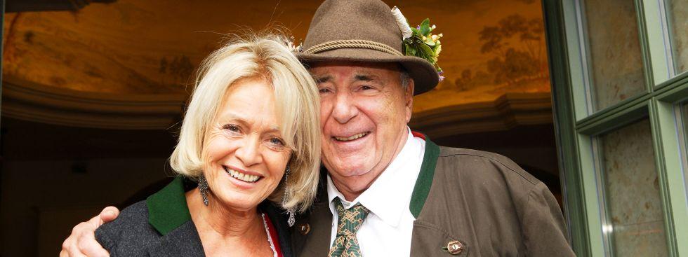 Roland Kuffler mit seiner Frau Doris, Foto: Kuffler Gruppe