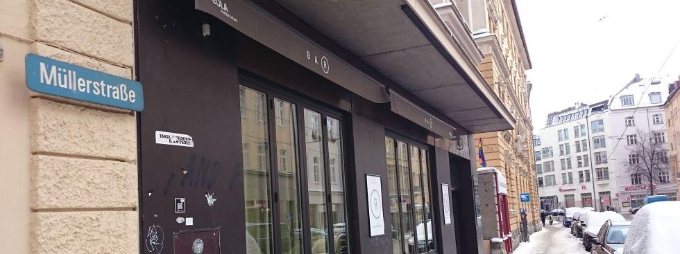 Die geschlossene Registratur in der Müllerstraße., Foto: muenchen.de