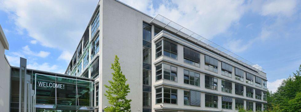 Die Rodenstock-Zentrale in München., Foto: Rodenstock