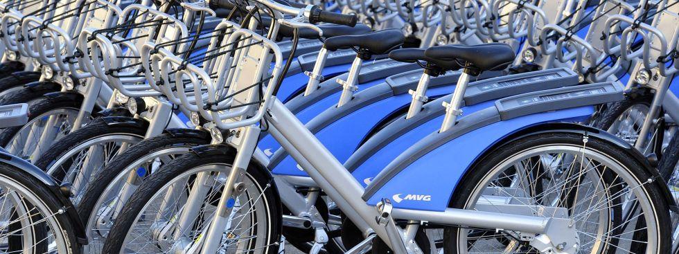 MVG Rad Flotte, Foto: SWM/MVG