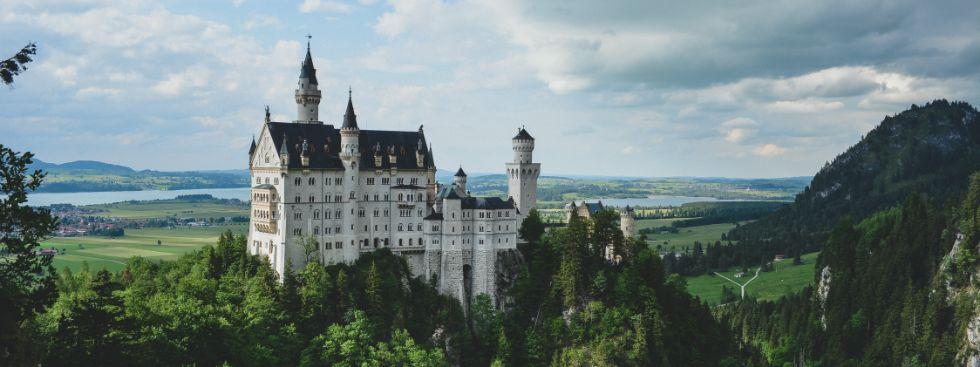 Neuschwanstein, Foto: Pixabay