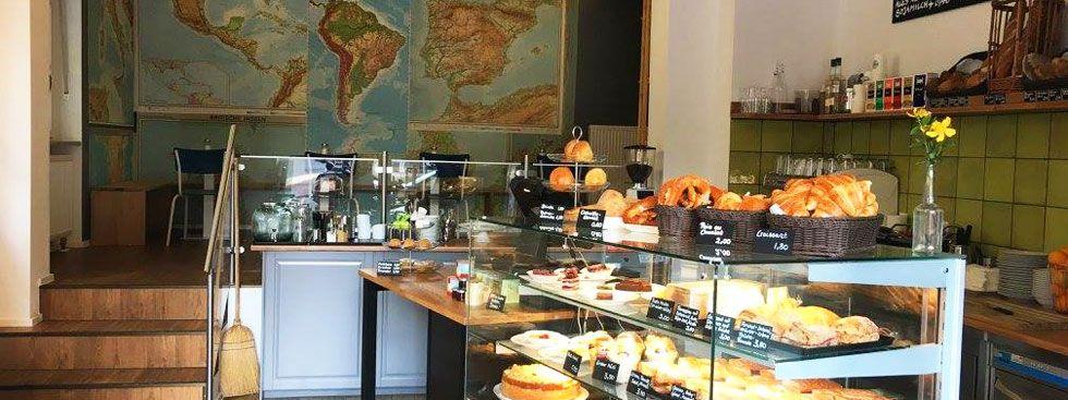 Das Café Colombo im Westend, Foto: Café Colombo