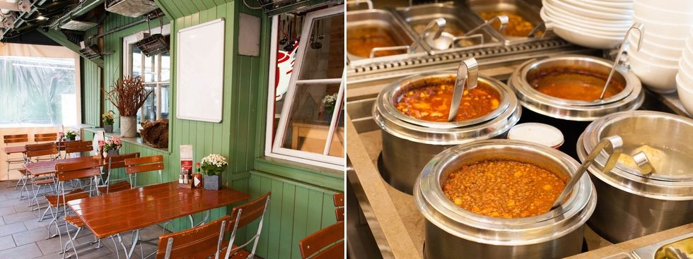 Münchner Suppenküche, Foto: Photopraline