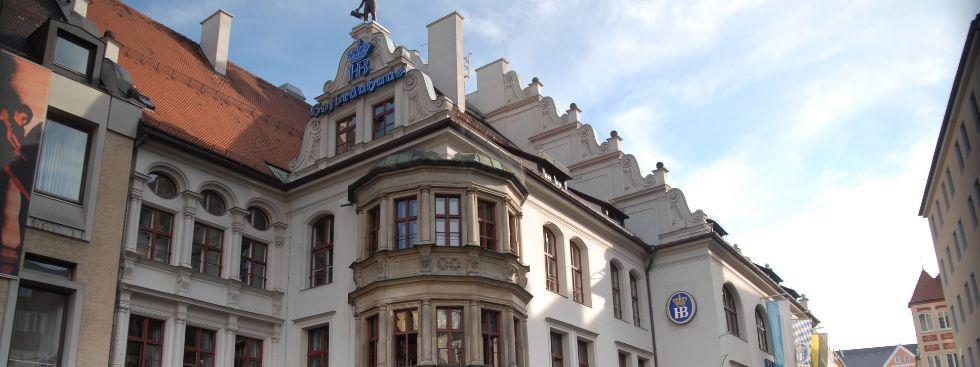 Das Hofbräuhaus am Platzl in München, Foto: BBMC Tobias Ranzinger