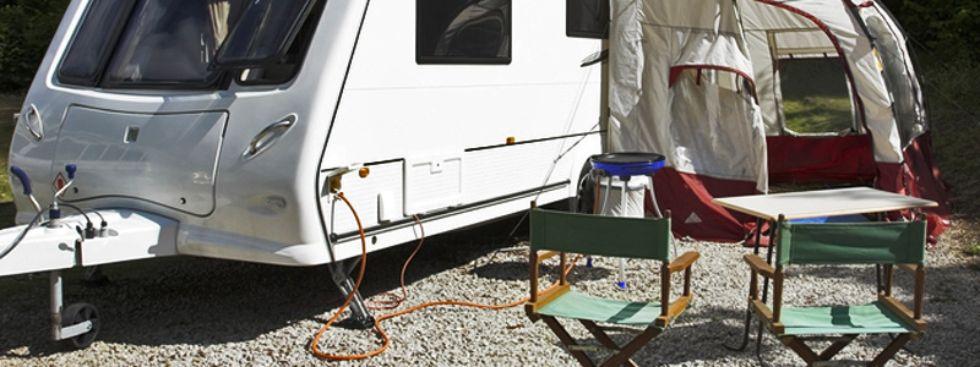 Campingwagen, Foto: Shutterstock
