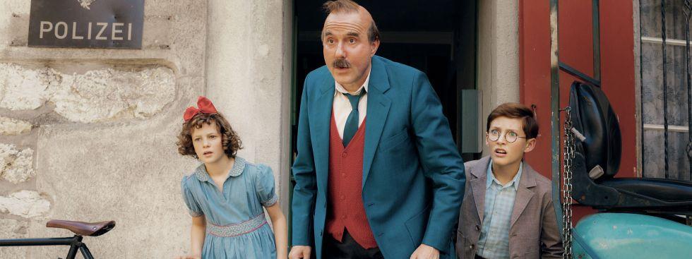 Papa Moll und die Entführung des fliegenden Hundes, Foto: Polyband