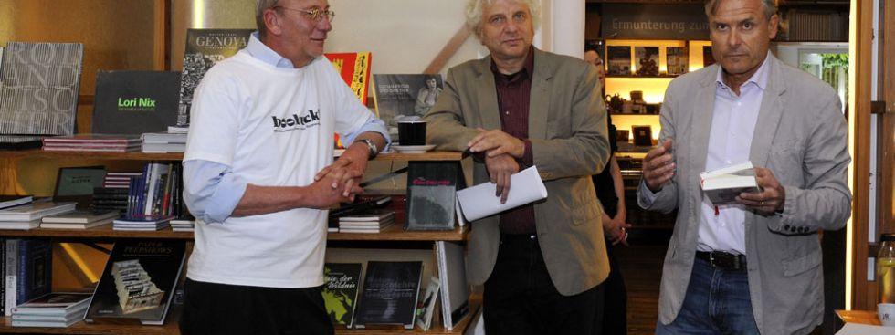 Bookuck Aktionswoche der Buchhandlungen, Foto: Volker Derlath