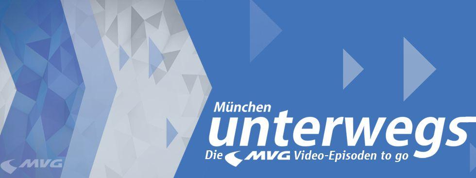 München unterwegs, Foto: MVG