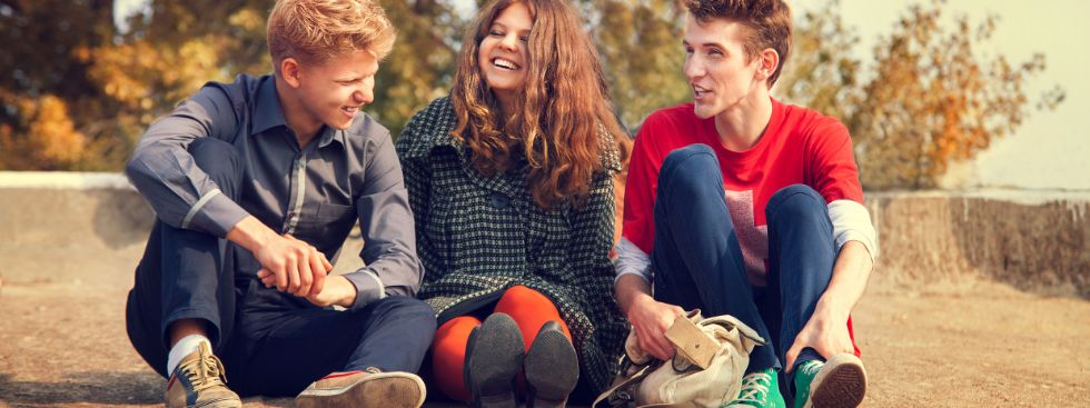 Teenager im Herbst, Foto: Soloviova Liudmyla / Shutterstock.com