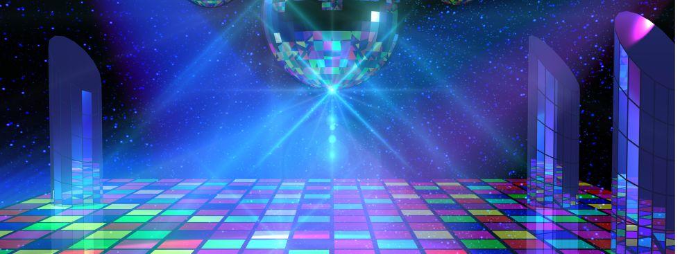 Leere Disco