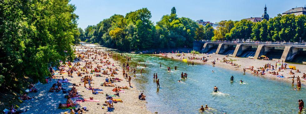 Sommer in München - Das offizielle Stadtportal muenchen.de