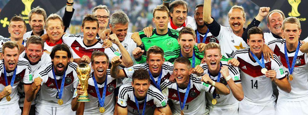 Deutsche Fußballweltmeister von 2014