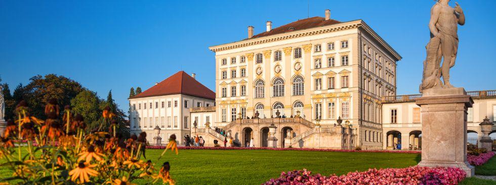 Burgen Schlösser München - Das offizielle Stadtportal ...
