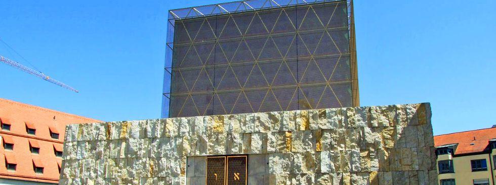 Synagoge Ohel Jakob am Stankt Jakobs Platz, Foto: muenchen.de/Michael Hofmann