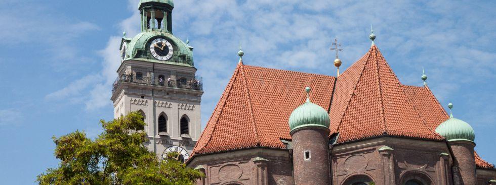 St. Peter - Alter Peter, Foto: Sankt Michaelsbund