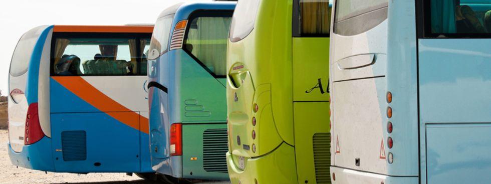 Reisebusse, Foto: Lisa S./shutterstock.com