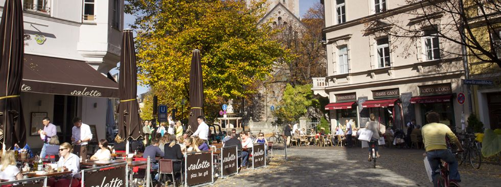 St. Anna Platz, Foto: Katy Spichal